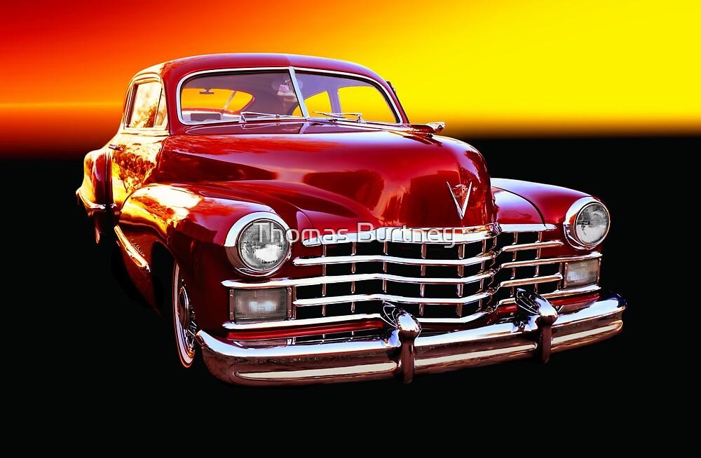 1947 Cadillac Sedan by Thomas Burtney