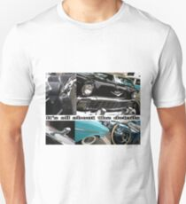 Norwalk Elks Lodge #2142; Car Show Collaboration; It's the details; Norwalk, CA USA T-Shirt