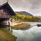 Lake Bohinj by Dominika Aniola