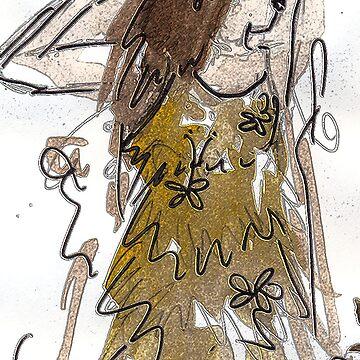 Golden Girl by tashaallen