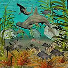 Under The Sea by Lisa  Weber