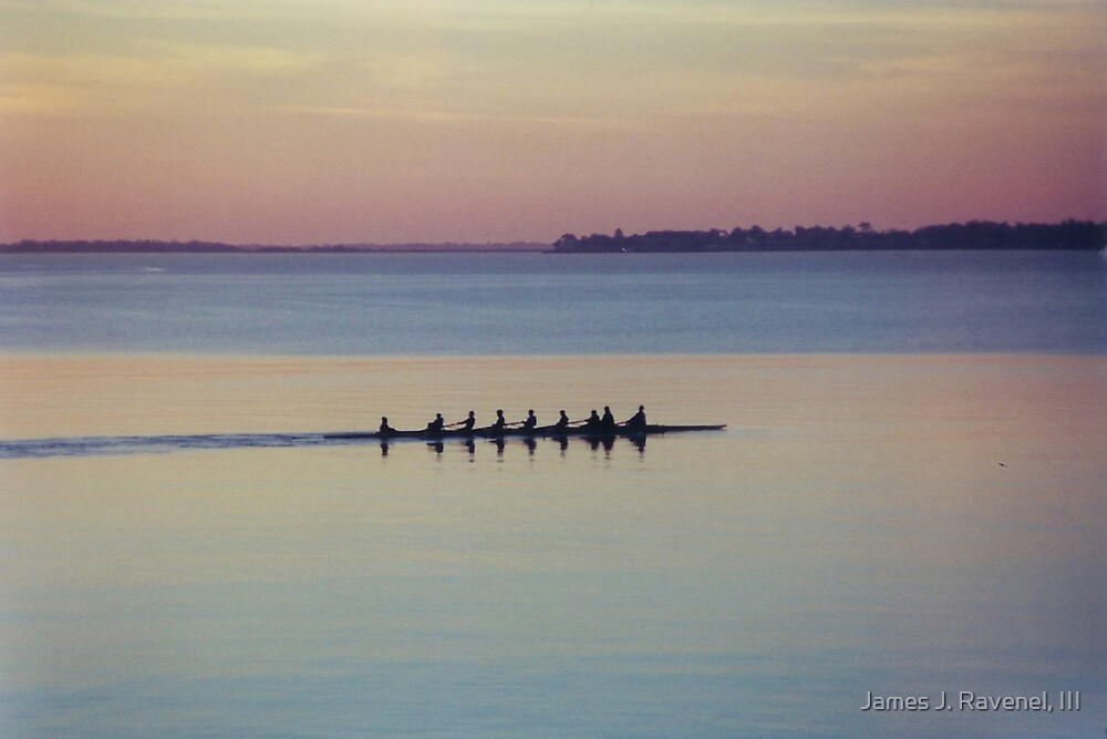 Row Row Row Your Boat by James J. Ravenel, III