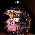 Christmas Angel by Adela Hriscu