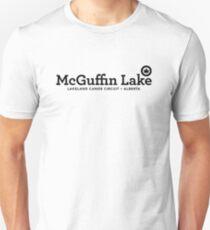 McGuffin Lake • Lakeland Canoe Circuit Unisex T-Shirt
