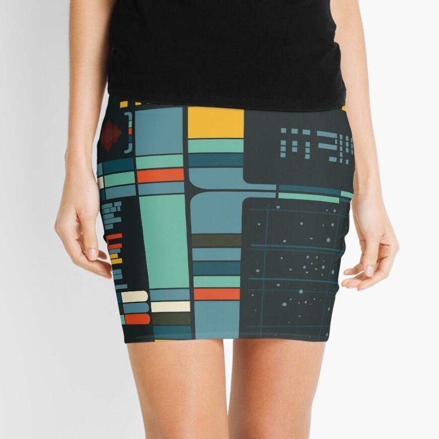 Interfaz de control Minifalda