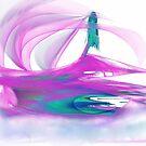 Alien Jetski by SherriOfPalmSprings Sherri Nicholas-