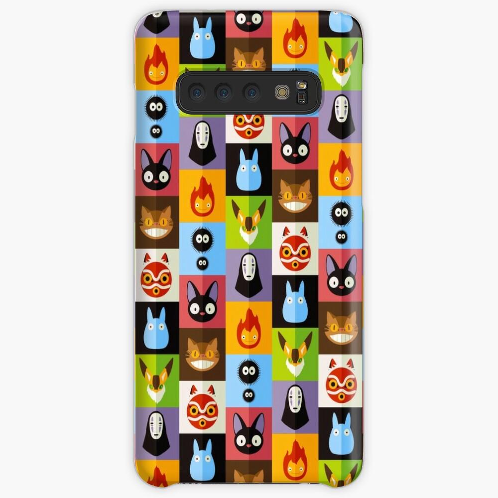 Miyazaki Hüllen & Klebefolien für Samsung Galaxy