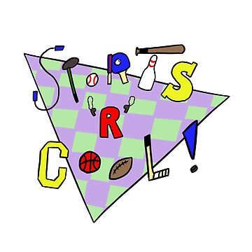 Sports 'R' Cool by NeilWolf