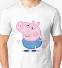 George Pig Unisex T-Shirt