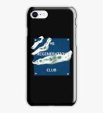 Doctor Who - Regeneration iPhone Case/Skin