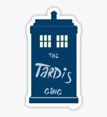 The Tardis - Doctor Who Sticker
