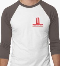 Vimy 100th Commemoration Men's Baseball ¾ T-Shirt