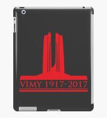 Vimy 100th Commemoration iPad Case/Skin