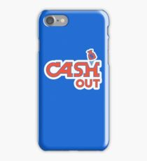 CA$H ONLY iPhone Case/Skin