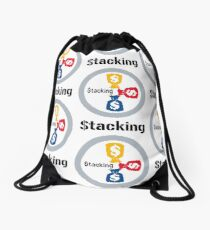 $tacking Drawstring Bag