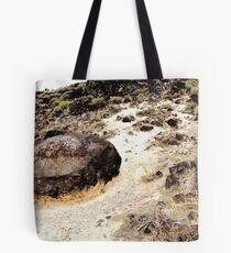 Map Rock Tote Bag