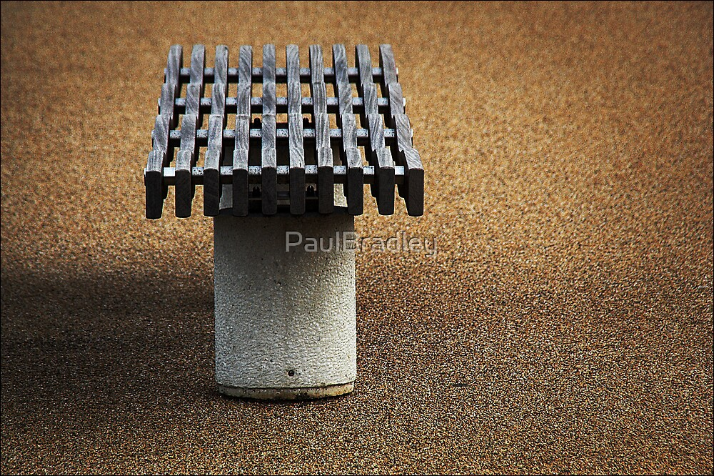 Bench by PaulBradley