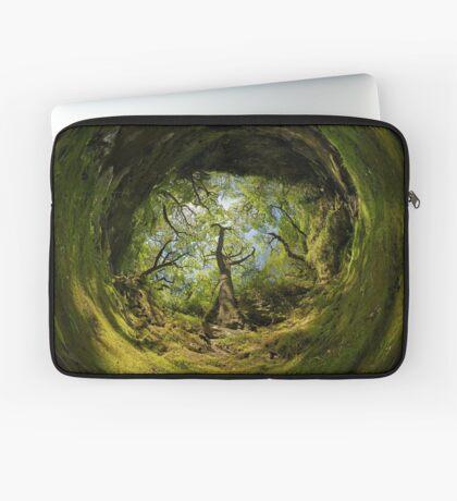 Ness Glen, Mystical Irish Wood Laptop Sleeve
