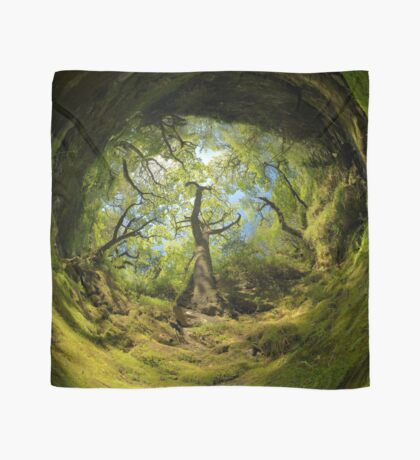 Ness Glen, Mystical Irish Wood Scarf