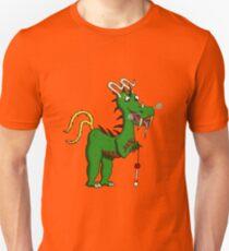 Dragon vs Yoyo Unisex T-Shirt