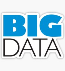 big data Sticker