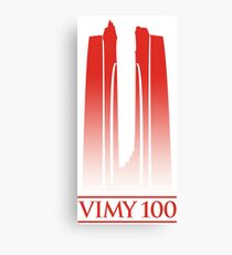 Vimy 100th Anniversary Canvas Print