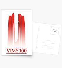 Vimy 100th Anniversary Postcards