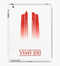 Vimy 100th Anniversary iPad Case/Skin