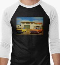 Sale Motor Works Baseball ¾ Sleeve T-Shirt