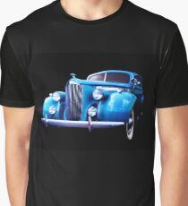 1940 Packard Club Sedan Graphic T-Shirt