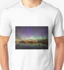 Aurora and the ISS T-Shirt