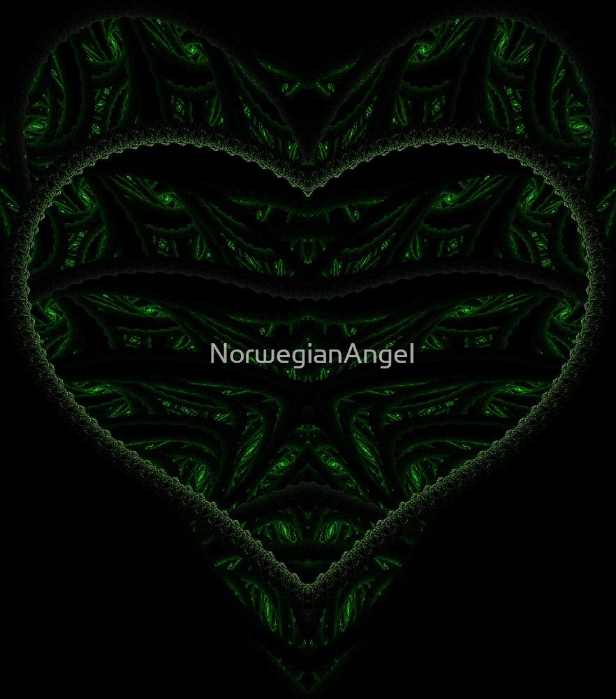Envy by NorwegianAngel