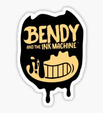 Bendy and the Ink Machine™ Laptop Sticker Sticker