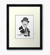 Dr. John H. Watson Framed Print
