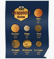 Trappist-1 Beer Poster