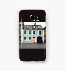 Blue House, Ramelton, Donegal, Ireland Samsung Galaxy Case/Skin