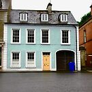 Blue House, Ramelton, Donegal, Ireland by Shulie1