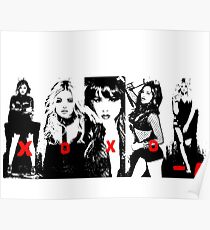 Pretty Little Liars xoxo Poster