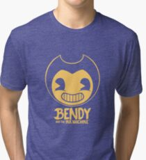 Bendy and the Ink Machine™ Tri-blend T-Shirt