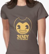 Bendy and the Ink Machine™ Womens Fitted T-Shirt