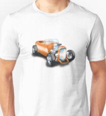 Hot Rod Car Unisex T-Shirt