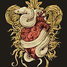 Gilded Snake by Squishysquid