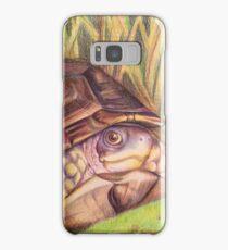Three Toed Box Turtle Samsung Galaxy Case/Skin