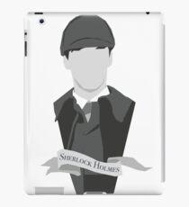 Detective Sherlock Holmes iPad Case/Skin