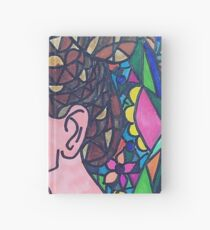 Cuaderno de tapa dura Stained Glass