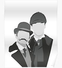 Watson & Holmes Poster