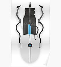 Portal Gun Poster