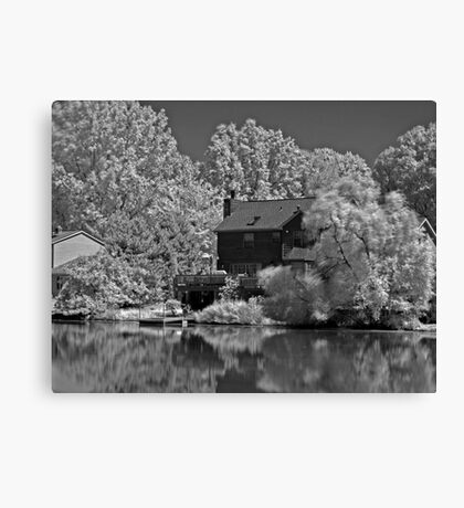 Wicked Storm Approaching Canvas Print