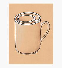 Electronic Mug Photographic Print