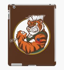 Eye Of The Street Fighter iPad Case/Skin